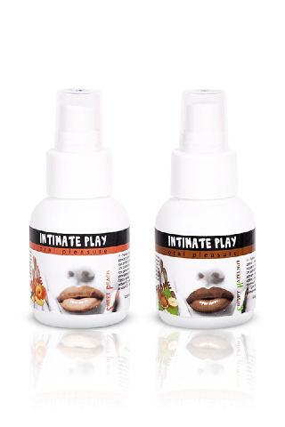 Gel+oral+Intimate+Play