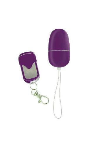 Huevo+vibrador+Eggstasy+violeta