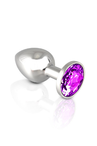 Plug+Cristal+Violet+Medium