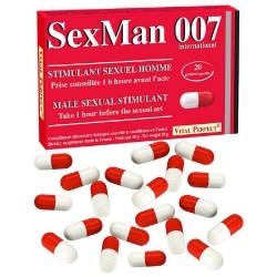 Stimulant SexMan 007 x20