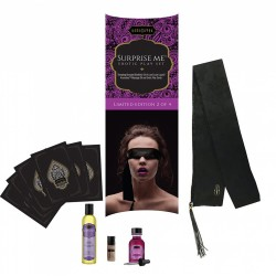 Coffret Erotic Play Set 2 of 4 Surprise Me
