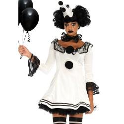Leg Avenue Costume Robe Clown