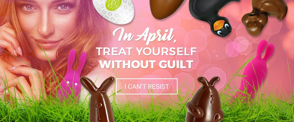 April 2018 / Treat yourself without guilt