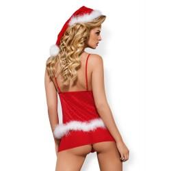 Nuisette+Babydoll+Christmas