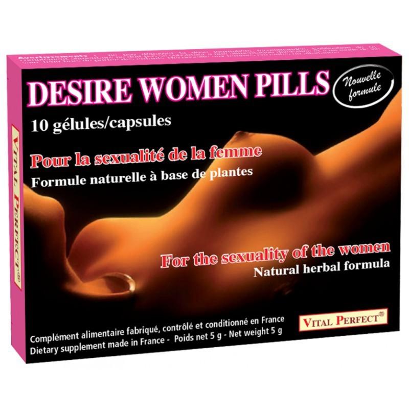 Intercourse stimulants for females