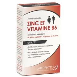 Zinc & Vitamine B6 Cure 1 Mois