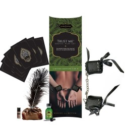 Coffret Erotic Play Set 3 of 4 Trust Me