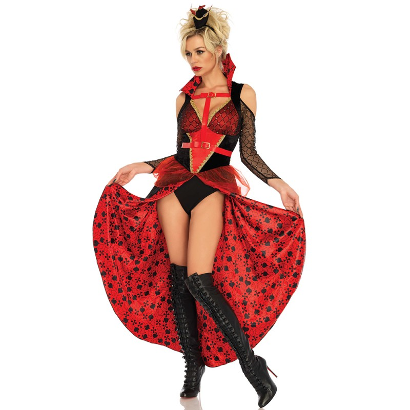 Sexy Royal Evil Queen Costume