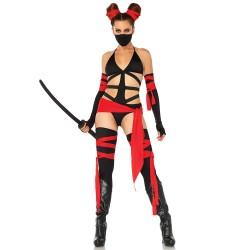 Leg Avenue Costume Ninja Sexy