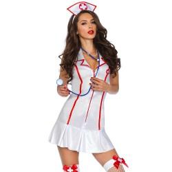 Leg Avenue Costume Infirmière en Chef