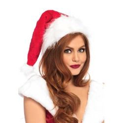 Leg Avenue Plush Santa Hat