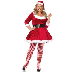 Leg Avenue Santa Sweetie Plus Size Costume