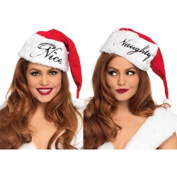 Leg Avenue Reversible Santa Hat