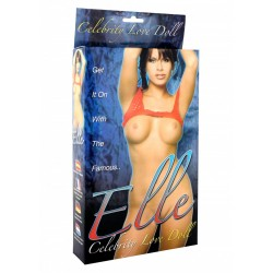 Seven Creations Elle Celebrity Love Doll