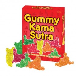 Bonbons Gummy Kama Sutra