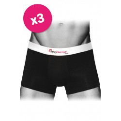 Lot de 3 Boxers Sexyavenue