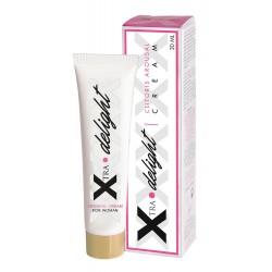 Crème Stimulante Clitoris XTRA-Delight