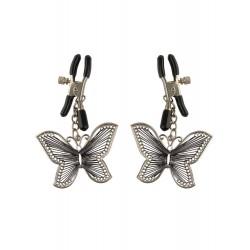 Pinces à Seins Papillon