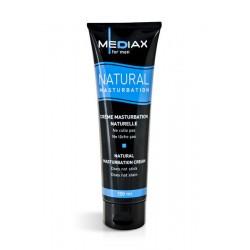 Crème de Masturbation Naturelle Mediax for Men