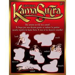 Carte à Gratter Kamasutra