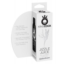 Lotion Jizzle Juice King Cock 59 ml