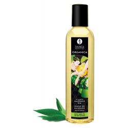 Huile de massage Délectable Bio Thé Vert Exotique