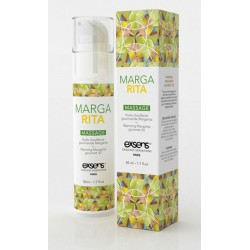 Huile de Massage Chauffante Gourmande Margarita