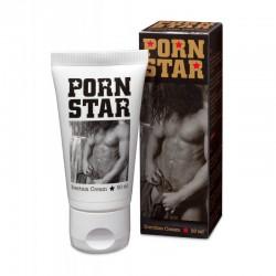 Crème d'Erection Porn Star