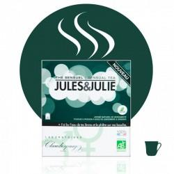 Thé Vert Sensuel Jules&Julie