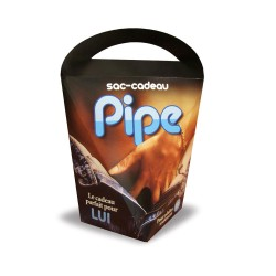 Pochette Surprise Sac-Cadeau Pipe