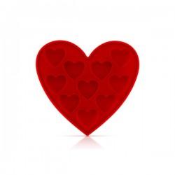 Bac à Glaçons Coeur