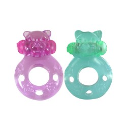 Anneau Vibrant Power Ring Bear