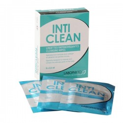 Lingettes Nettoyantes IntiClean x6