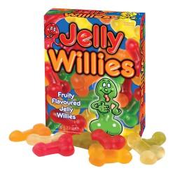 Bonbons Pénis Jelly aux Fruits