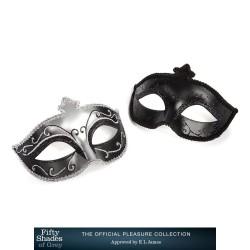 Masque Masquerade Masks On Pack de 2