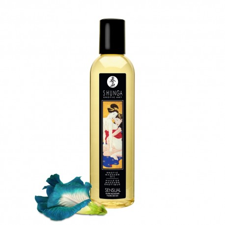 Flowers of the Islands Erotic Massage Oil