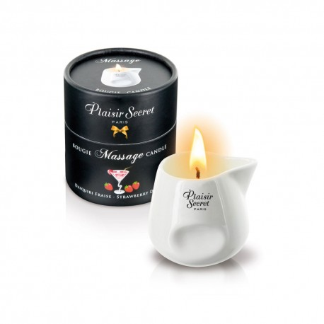 Strawberry Daiquiri Massage Candle