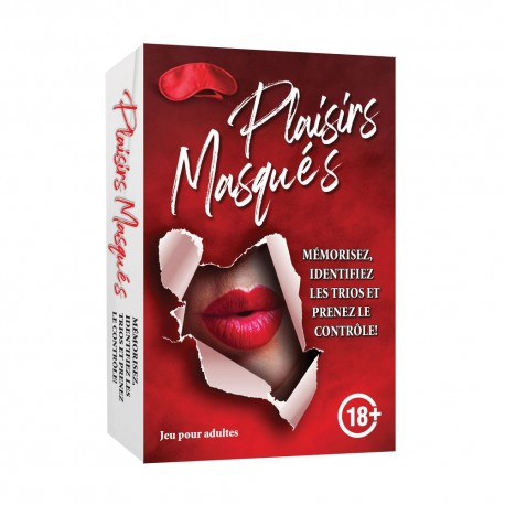 Naughty Game Memo Masked Pleasures